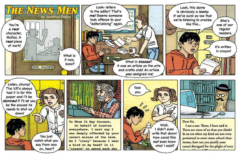 The News Men 1