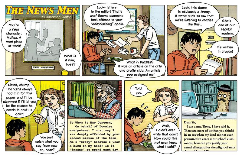 The News Men 1