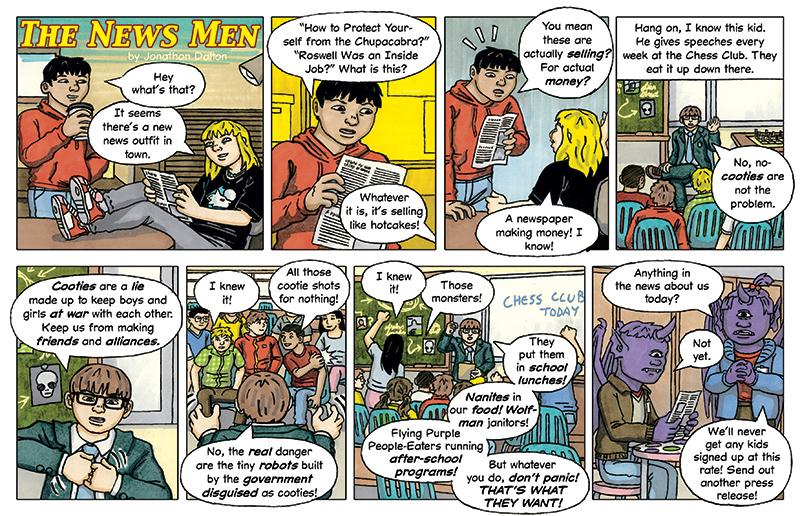The News Men 5