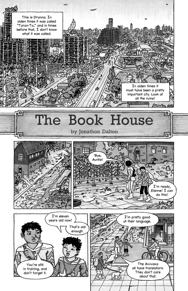 The Book House 1
