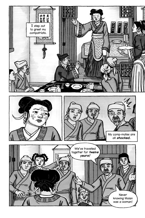 The Ballad of Mulan 11